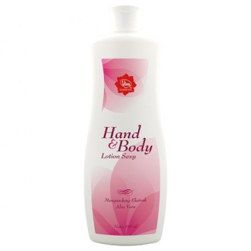 Hand & Body Lotion Sexy 550 ml