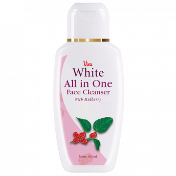 ALL IN ONE FACE CLEANSER...