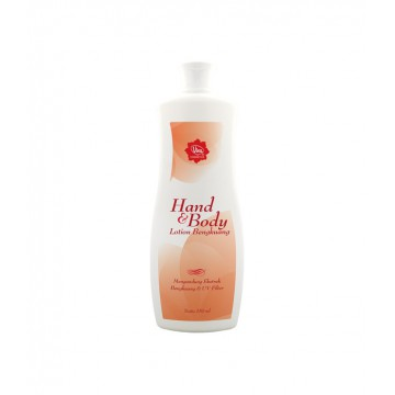 Hand & Body Lotion Bengkuang 550 ML