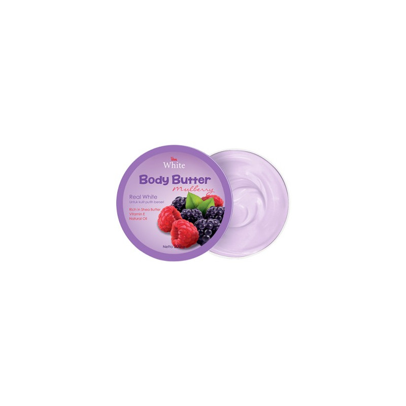 Mulberry Body Butter
