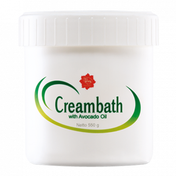 CREAMBATH WITH AVOCADO OIL