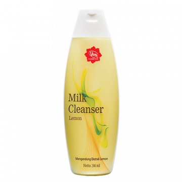 MILK CLEANSER LEMON 200 ML