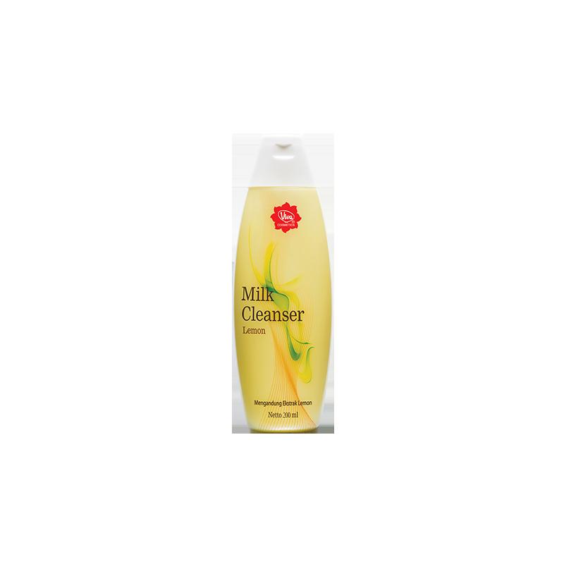 Milk Cleanser Lemon 200 mL