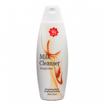 MILK CLEANSER BENGKUANG 200 ML