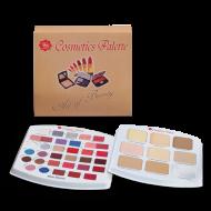 Cosmetics Pallete Refill - Blue Series
