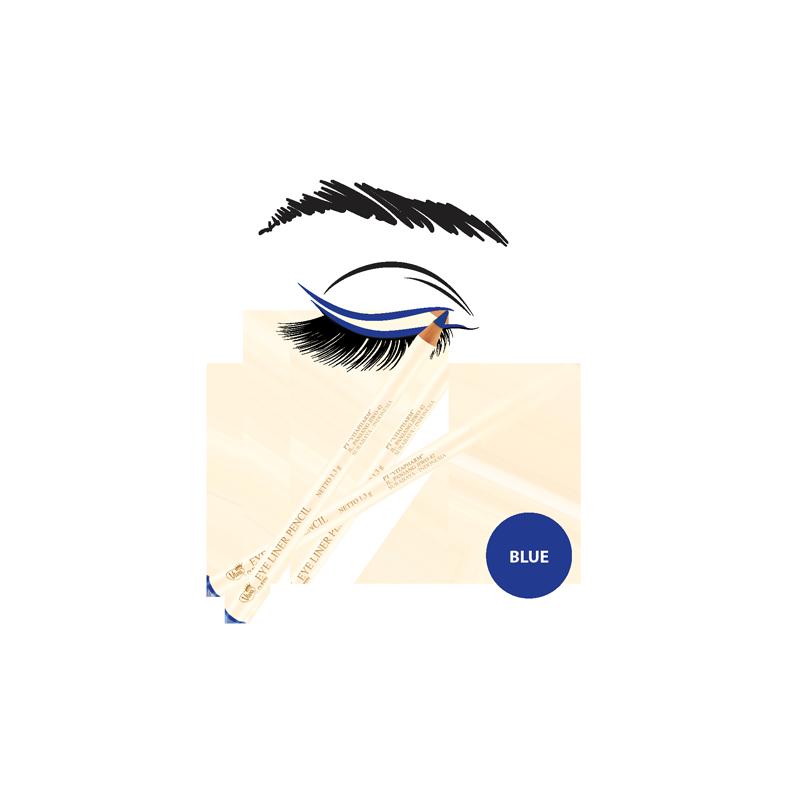 Eye Liner Pencil Blue