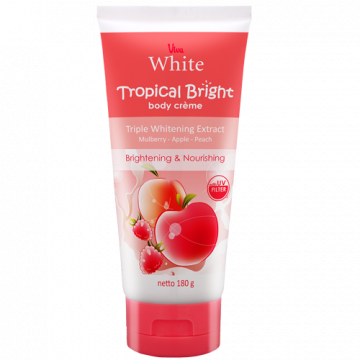 Viva White Body Creme Tropical Bright