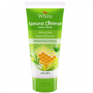 Viva White Body Creme Natural Defense