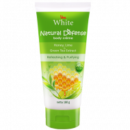 Viva White Body Creme Natural Defense