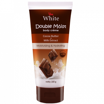 Viva White Body Creme Double Moist