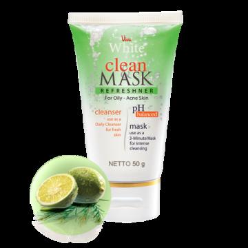 Clean & Mask Refreshner For Oily-acne Skin