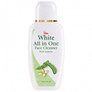 Viva White All in One Face Cleanser - Soybean