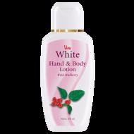 Viva White Hand & Body Lotion - Mulberry