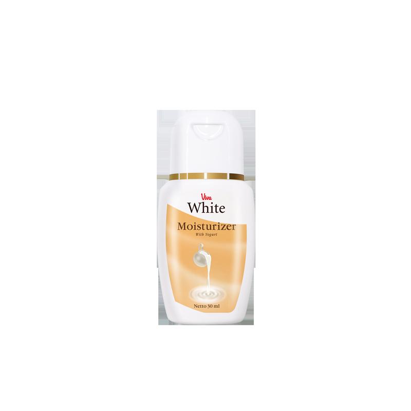 Viva White Moisturizer - Yogurt